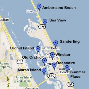 North Palm Island Communities