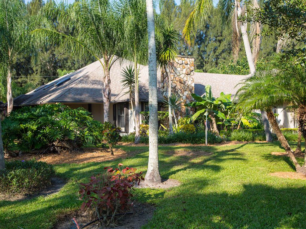 Country Estate In Vero Beach Florida