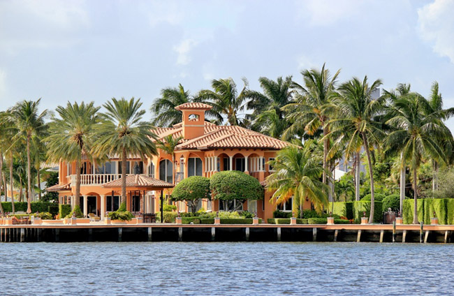 Vero Beach Waterfront Homes
